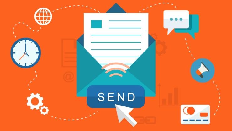 Nhận phản hồi 30/100 Email hiệu quả của dân Sales